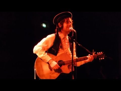 Adam Green live in concert acoustic & unplugged Ampere Munich 2014-02-06 audience recording
