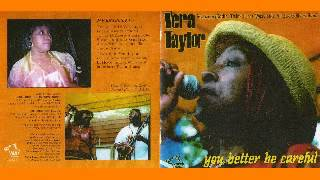 Vera Taylor - You Better Be Careful - Trouble, Trouble - Dimitris Lesini Blues