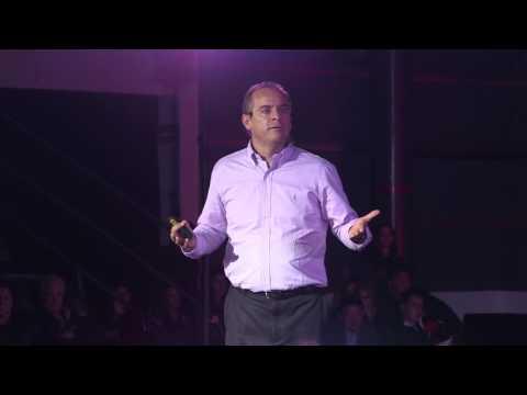 TEDx - Colegio Hebreo Tarbut - De cuadripléjico a triatleta