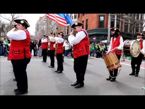 New Haven Saint Patrick's Day Parade 2016