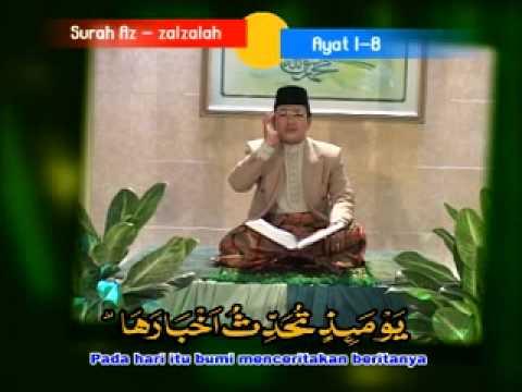 Amazing Asy-Syaikh KH MUAMMAR ZA - QS AL ZALZALAH.mp4