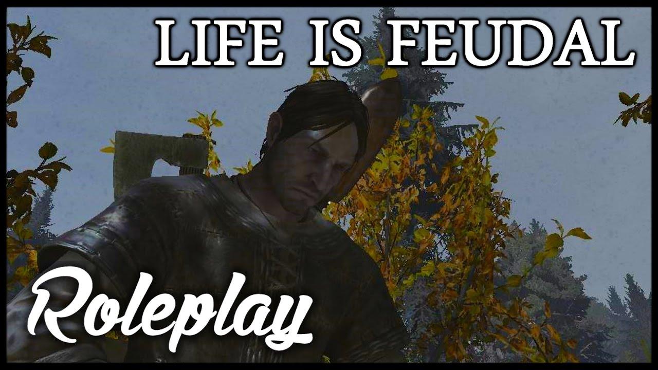 Рп сервер life is feudal life is feudal mmo дата выхода полной версии