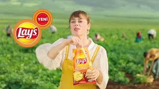 Yeni Lay's: Kaşar Peyniri & Izgara Soğan Tadında!