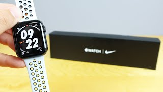 Unboxing Nike Apple Watch Series 6 44mm