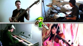 Dragon Roost Island - The Legend of Zelda: The Wind Waker - Performed by Tetrimino