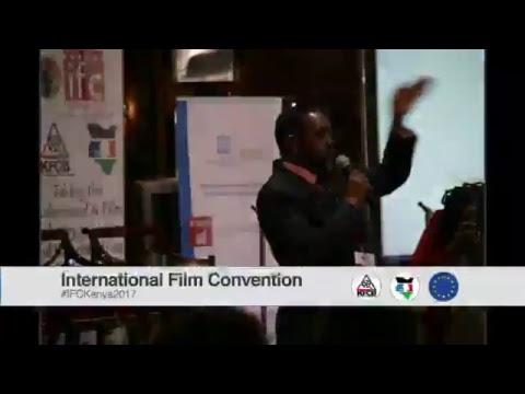 Kenya Film classification Board KFCB Live Stream