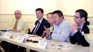 The Future Of Cultural Funding - Panel #1