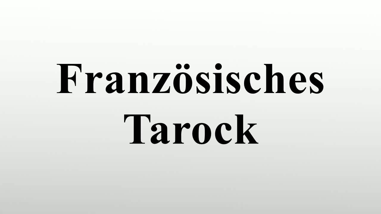 Französisches Tarock