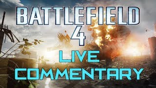 Battlefield 4 Open Beta First-Look | Live-Commentary by FroZen|Grimmjow