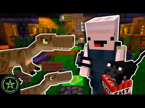 Let's Play Minecraft - Episode 280 - Dinosaur Island
