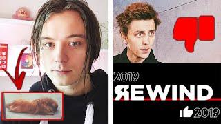 Ивангай показал себя и свою собаку | YouTube Rewind опять задизлайкали