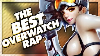 The Best Overwatch Rap!!!!! (22 Heroes with Ana!!)