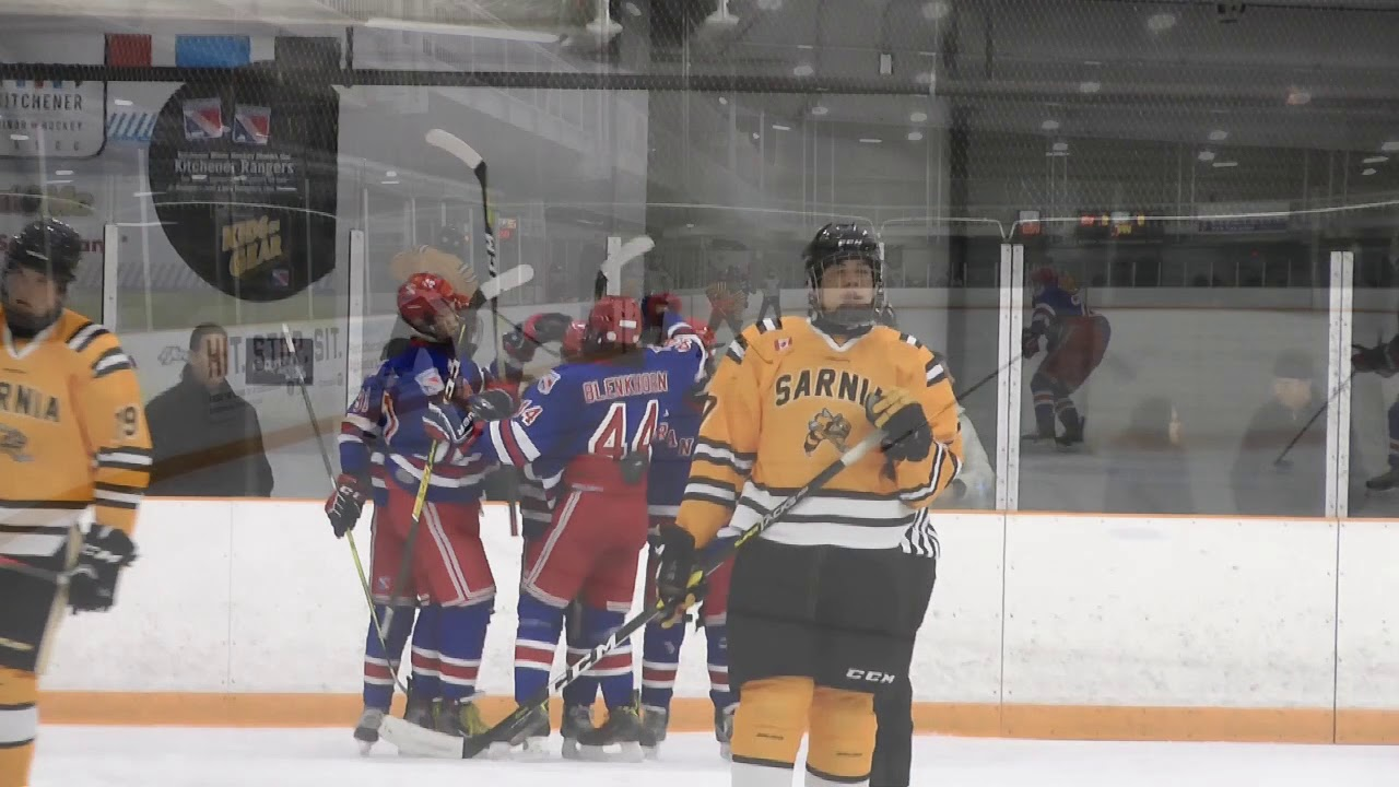 Sarnia jr sting aaa midget — photo 12