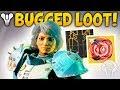 Destiny 2 MISSING LOOT HIDDEN BUNKER Titan Mystery Exotic Vouchers Locked Nodes mp3