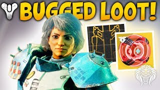 Destiny 2: MISSING LOOT & HIDDEN BUNKER! Titan Mystery, Exotic Vouchers & Locked Nodes