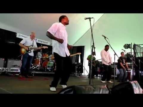 LV Benga Africa at Musikfest, Bethlehem PA 8-8-15