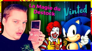 🎮 ACHATS RETROGAMING - La Magie du Destock au top !