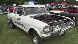 1964 Chevrolet Chevy II Nova Gasser png