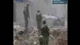 Lebanese Army During Combat In Nahr El Bared 2007 06 21