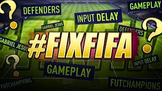 FIX FIFA !! FIFA 18 ULTIMATE TEAM #FixFIFA - EA PLEASE WATCH THIS !!!