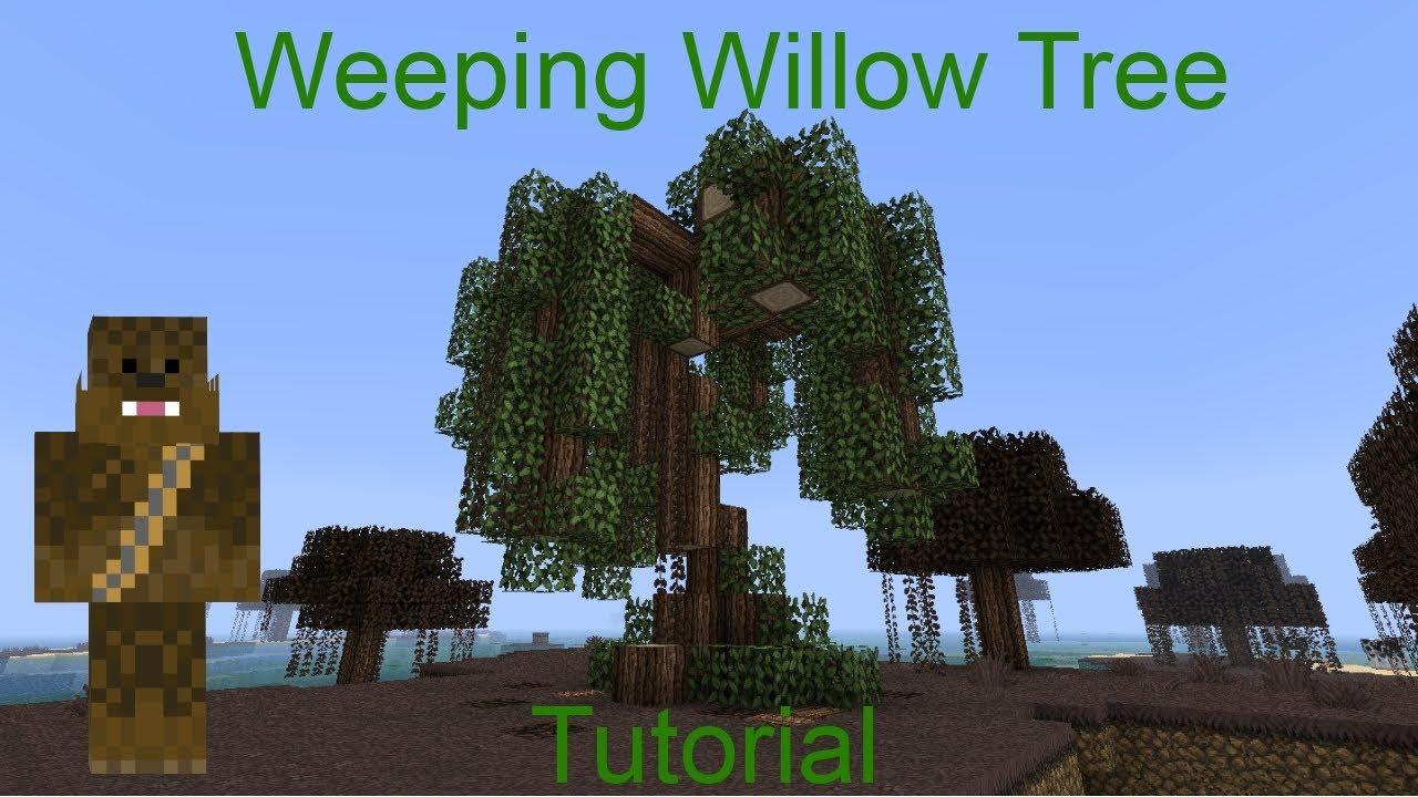 Willow Build Minecraft