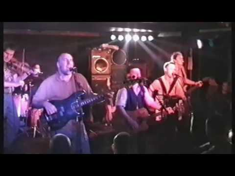 The Whisky Priests, Schwimmbad, Heidelberg, Germany, 30th November 1995