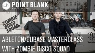 Music Production Masterclass w/ Zombie Disco Squad