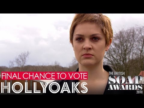 British Soap Awards 2018: Best Soap Nominee - Hollyoaks