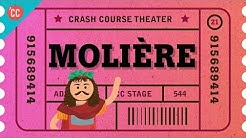 Moliere - Man of Satire and Many Burials: Crash Course Theater #21