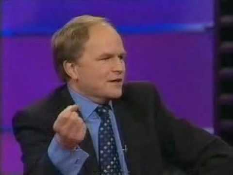 Clive Anderson chat show bust up with Bee Gees 1996