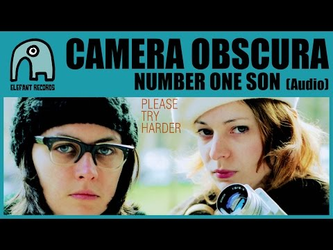 Camera obscura number one son audio