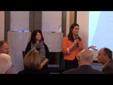 2015/01/23 CEOConnect-Liz Ross and Molly McFarland - The Future: Where Is Media Heading?