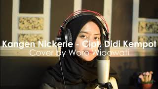 Download Mp3 Didi Kempot - Kangen Nickerie Cover By  Woro Widowati