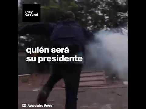 Honduras. Crisis post electoral