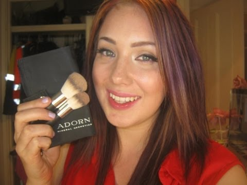 My New CRUELTY FREE Vegan Makeup Brushes- AUSTRALIAN MADE/OWNED | Jade Madden