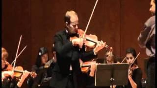 Hoffmeister Viola Concerto, Elias Goldstein Viola