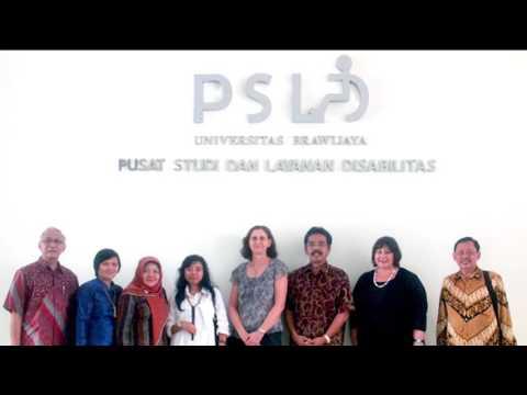 PROFILE PUSAT STUDI DAN LAYANAN DISABILITAS UNIV. BRAWIJAYA 2017