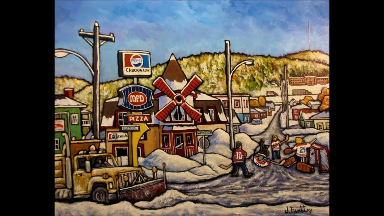 Edmundston (NB) Canada  City new picture : Jacques Raoul Tremblay, artiste peintre, Edmundston, NB, Canada ...