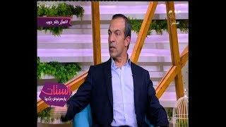 الستات ما يعرفوش يكدبوا | ما هو الشئ الذي يلوم فيه خالد حبيب نفسه ؟ الإعلامي يرد