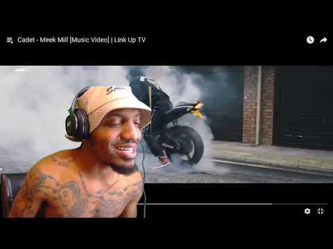 Cadet - Meek Mill [Music Video]   Link Up TV    NoLifeShaq REACTION