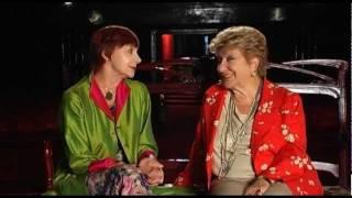Le Fuggitive con Milena Vukotic e Valeria Valeri