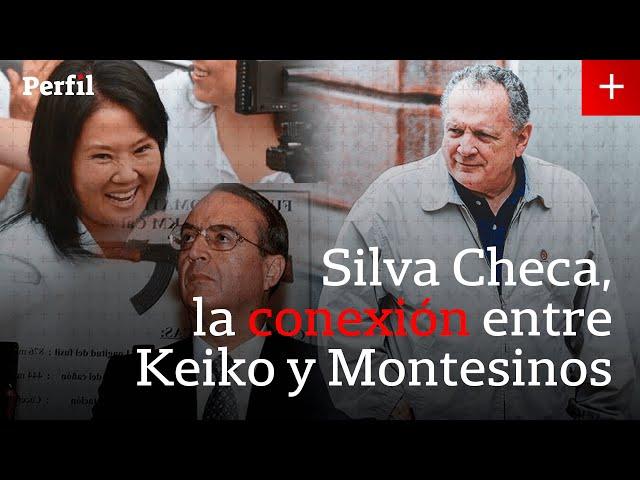 Vicente Silva Checa sería el enlace de Keiko Fujimori con Montesinos [VIDEO]