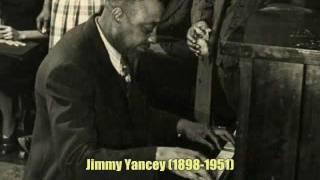 Piano blues: Jimmy Yancey