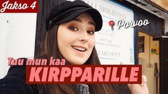 KIRPPISKIERROS Porvoossa - Jakso 4 | Ida Starck