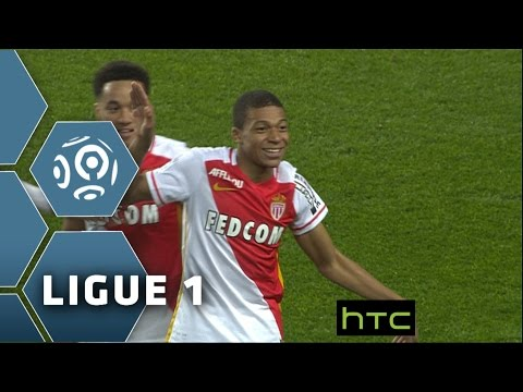 Goal Kylian MBAPPE LOTTIN (90' +3) / AS Monaco - ESTAC Troyes (3-1)/ 2015-16