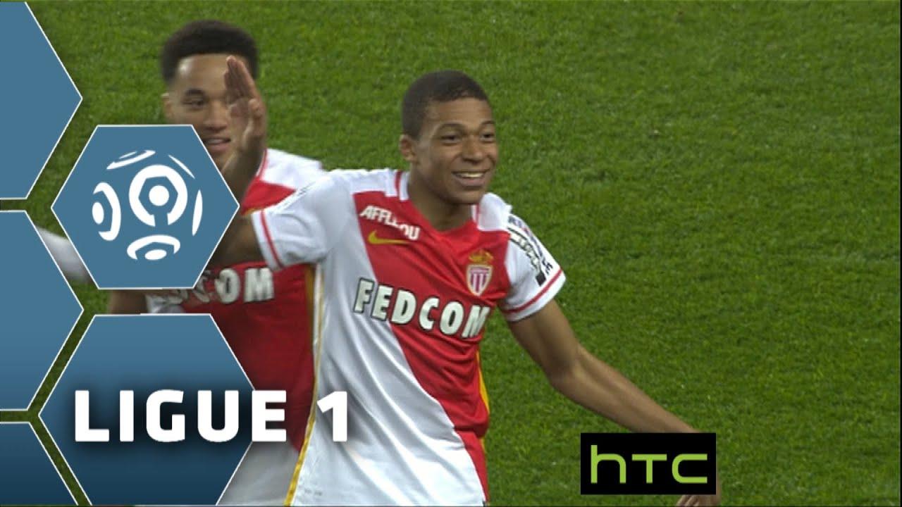 Goal Kylian Mbappe Lottin 90 3 As Monaco Estac