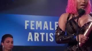 Nicki minaj wants michael b jordan CUCUMBER 😂😂😂