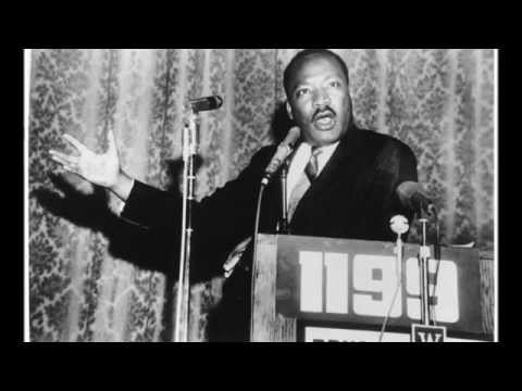 """Martin Luther King Speaks! """"Conscience and the War in Vietnam"""" Massey Lecture Two"""