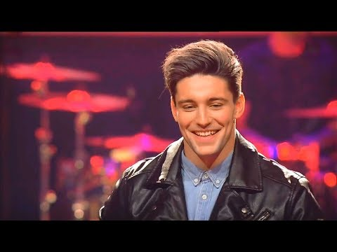 Alexander Eder  - Ring of Fire (Johnny Cash) - The Voice of Germany 2018