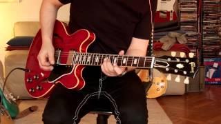 2013 Gibson ES-335 50th Anniversary '63 Reissue, Part4 (alt Take)